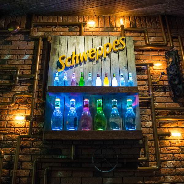 Tu copa con Schweppes premium