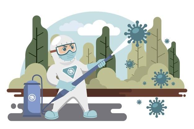 Decálogo de limpieza y desinfección